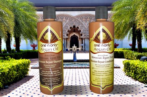 One 'n Only Argan Oil Moisture Repair Shampoo And