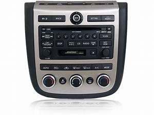 2007 Nissan Murano Bose Radio