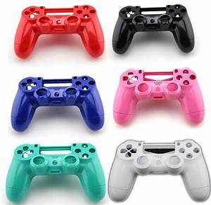 Replacement Controller Housing For Ps4 Shell Color Housing ...