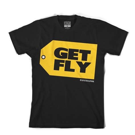EFFECTUS CLOTHING GET FLY   The Basement Clothing