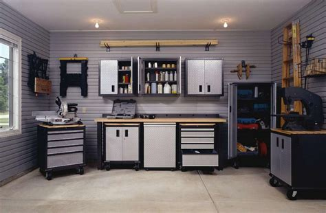 Garage Designs : Garage Interior Design Ideas For Petrolheads