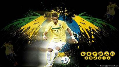 Neymar Jr Brazil Wallpapers Cool Flag Backgrounds