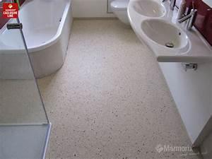 Wasserfeste Farbe Dusche : marmorix steinteppich verlegebeispiele innenbereich ~ Orissabook.com Haus und Dekorationen