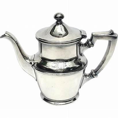 Teapot Silver Hotel