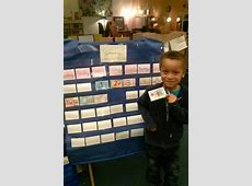 Classroom calendar Students take ownership! Early