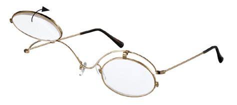 lunette loupe de maquillage lunette de maquillage verres basculant vers le haut 8904