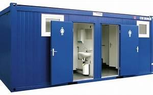20 Fuß Container In Meter : 20 fuss damen herren wc container fabrikneu ~ Frokenaadalensverden.com Haus und Dekorationen