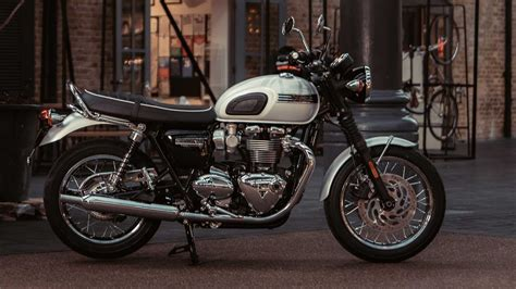 Triumph Bonneville T120 Modification by Bonneville T120 Edition For The Ride