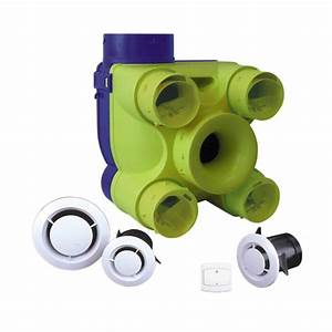 Vmc Simple Flux Autoréglable : kit venturia 2 4sk vmc simple flux autoreglable unelvent ~ Edinachiropracticcenter.com Idées de Décoration