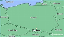 Where is Krakow, Poland? / Krakow, Lesser Poland ...