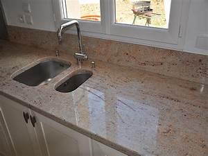 Plan De Travail En Granit Prix : granit plan de travail sofag ~ Louise-bijoux.com Idées de Décoration