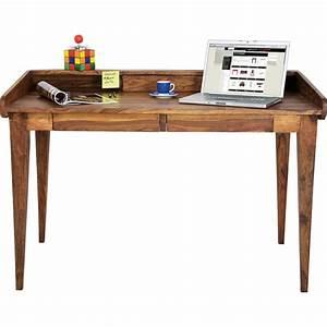 Bureau Secretaire Vintage : bureau rustique bois authentico lady kare design ~ Teatrodelosmanantiales.com Idées de Décoration