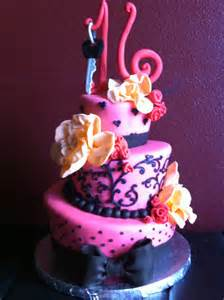 Amazing Sweet 16 Birthday Cakes