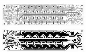 600w Mosfet Power Amplifier