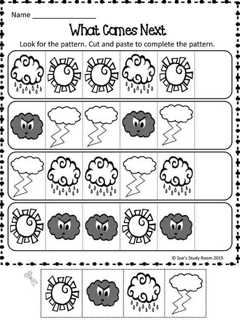 the 95 best images about preschool weather crafts on