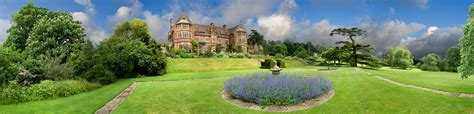 Knightshayes Court   Collection Panorama Art