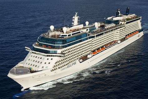 Celebrity Cruises - Celebrity Eclipse Kreuzfahrt Kreuzfahrtschiff