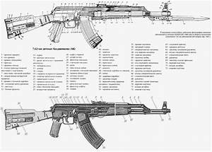 Disassemble Of A Ak 47 Diagram Pictures To Pin On