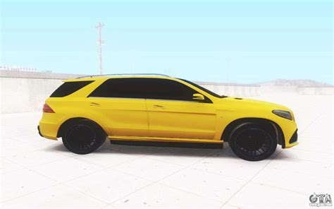 Mercedes benz gle wagon's average market price (msrp) is found to be from $66,000 to $109,000. Mercedes-Benz GLE 63 AMG Wagon for GTA San Andreas