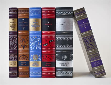 barnes and noble leatherbound classics barnes noble classics titles the dieline packaging