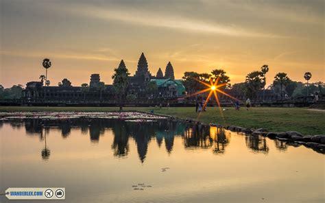 Sunrise At Angkor Wat Wanderlex
