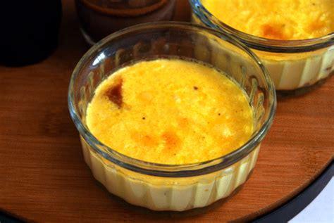 dessert avec 4 oeufs comment utiliser ses jaunes d oeuf recettes originales