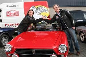 Fiat St Nazaire : mctar en pegasus 12e rallye monte carlo historique 2009 han brouwers en frank soree fiat ~ Gottalentnigeria.com Avis de Voitures