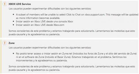 Microsoft se encuentra investigando los problemas de hoy ...