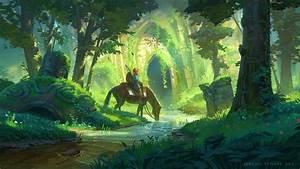 The Legend Of Zelda Breath Of The Wild HD Wallpaper
