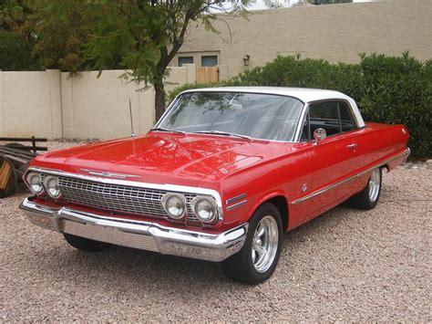 1963 Chevrolet Impala Ss 2 Door Hardtop 43346
