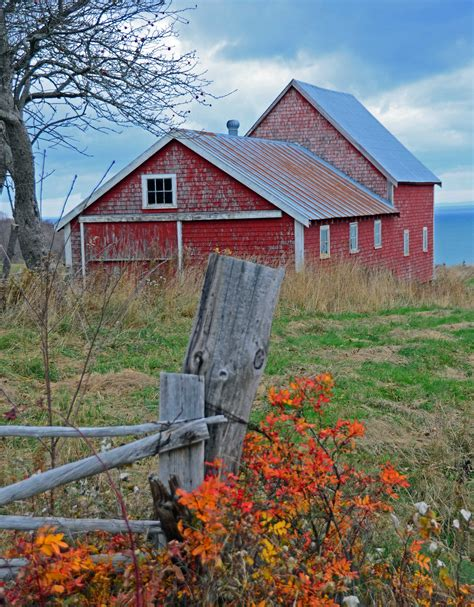 Barns And Cottages Of The Maritimes Part 1 O Canada
