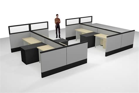 Furniture Knockdown Semarang knockdown office cubicle divider partition furniture