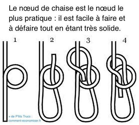 les 25 meilleures idées concernant comment faire un noeud