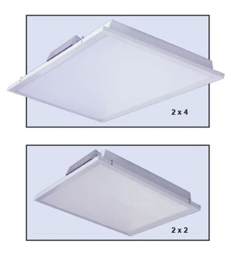 led cleanroom light fixtures nci