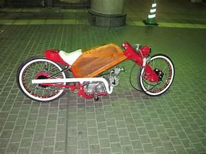 Gallery Pictures Motorbike  Honda Win 100