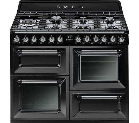aga cuisine buy smeg tr4110bl1 110 cm dual fuel range cooker