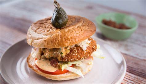 chicken schnitzel burger good chef bad chef