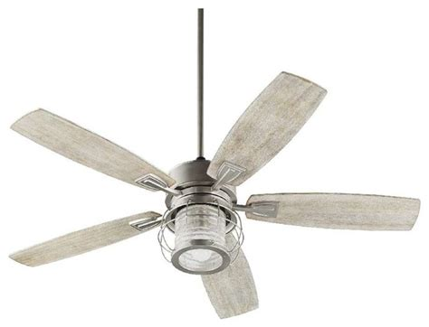 Quorum 3525 Galveston Ceiling Fan With Light Kit, 52