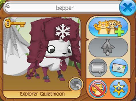bepper animal jam users wiki fandom powered  wikia