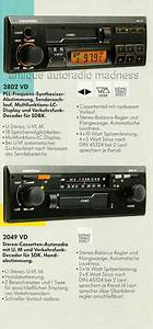 Grundig Catalogue 1990 Vintage Autoradio