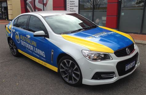 Perth Car Wraps And Graphics