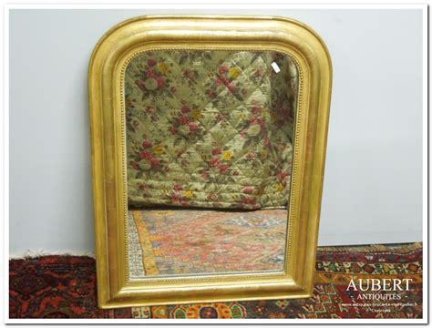 miroir ancien doré antiquit 233 s brocante aubert brocanteur montpellier antiquaire fabr 232 gues