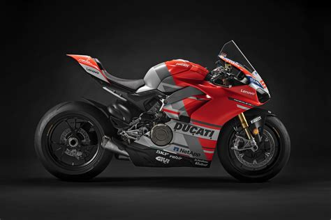 Ducati Picture by Twelve One Ducati V4 S Race Spec Machines Up For Grabs
