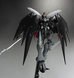 G-Work of The Day MASTERPIECE: MG 1/100 Gundam Deathscythe ...
