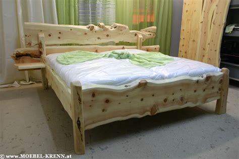 Badezimmermöbel Zirbenholz by Zirbenbetten Rustika Siebenschl 228 Fer M 214 Bel Krenn