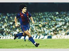 Nunez, Maradona and Venables the Barcelona years