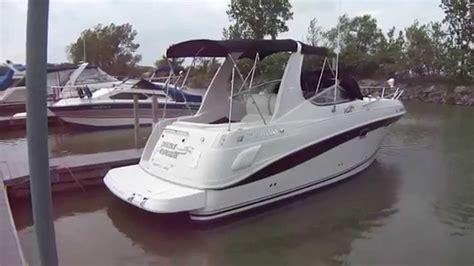 Four Winns Boats 268 Vista by 2004 Four Winns 268 Vista Clemons Boats