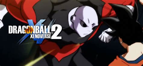 dragon ball xenoverse  extra pack  adds jiren