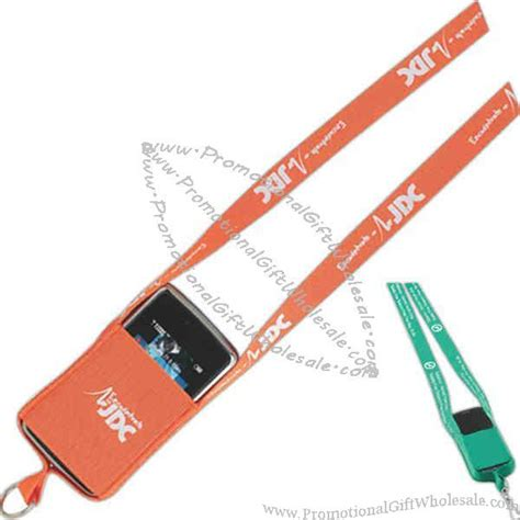 lanyard for cell phone 3 4 quot polyester cell phone lanyard 908592332