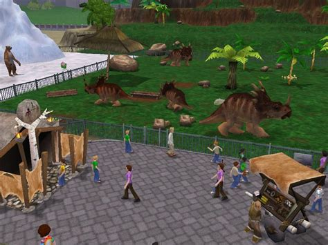 tycoon zoo animals extinct
